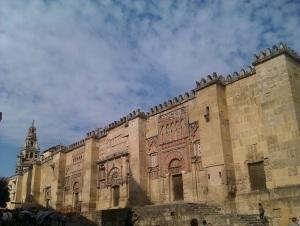 Mezquita_cordoba-300x226 La Mezquita emiral de Córdoba (I). Abderramán I.