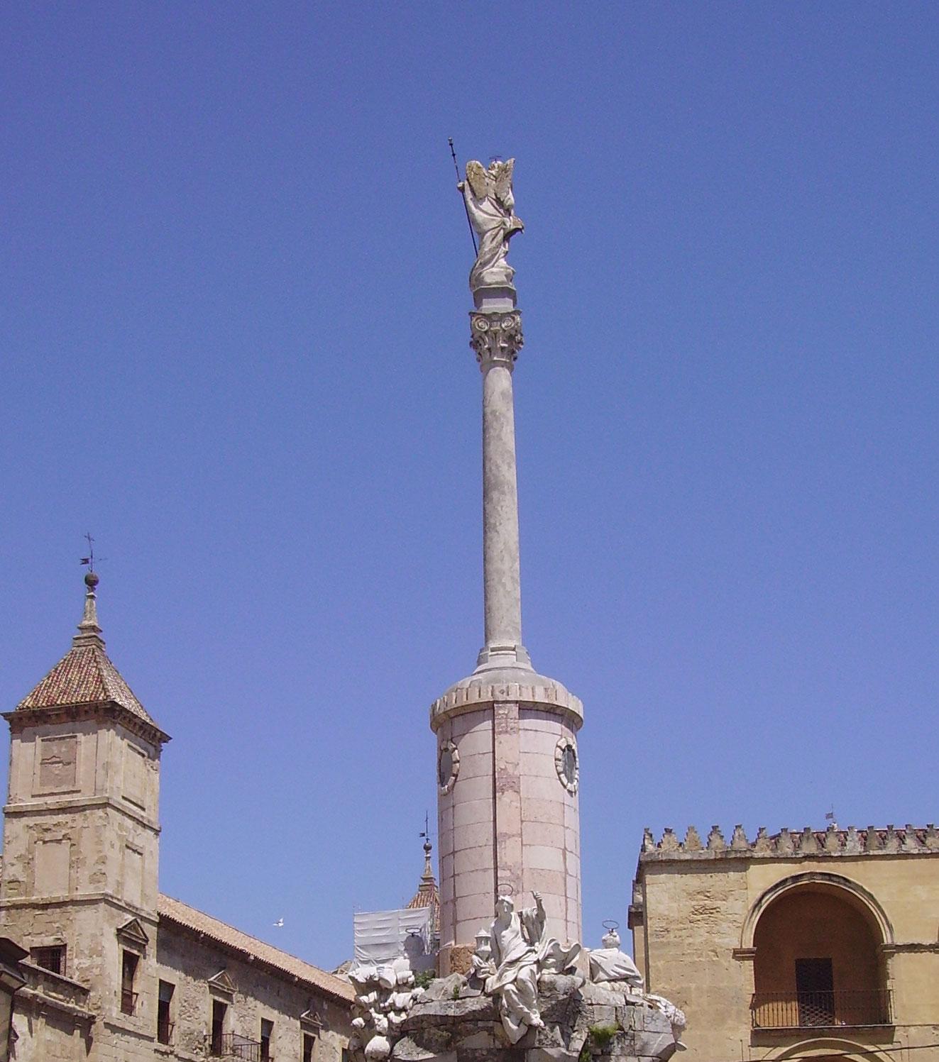 El triunfo de San Rafael - Córdoba - Eventour